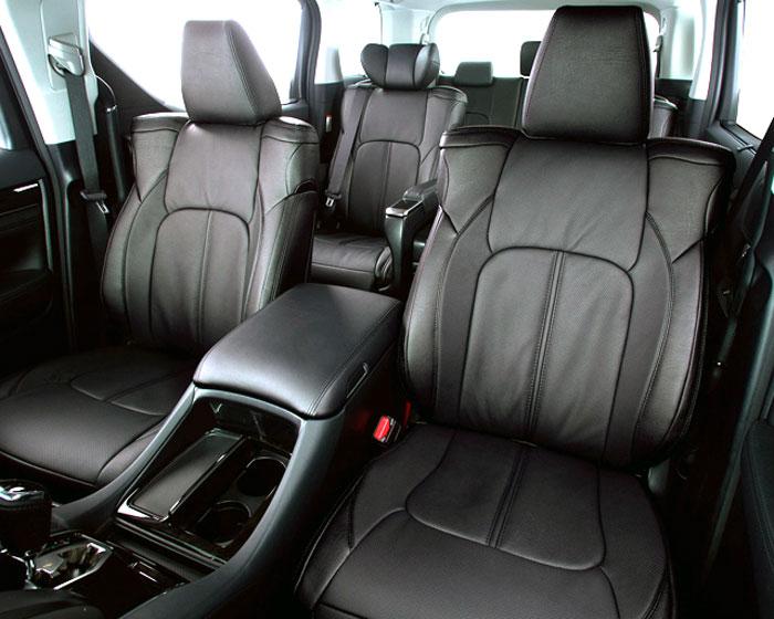 Clazzio Real Leather 装着画像 ブラック1