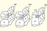 GP3 6人乗り 助手席肘掛け無し用 セット内容イメージ図