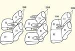 GP3 6人乗り 助手席肘掛け有り用 セット内容イメージ図