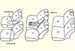 年式H24/7〜 2列目中央ヘッドレスト有り用(運転席シート仕様により商品異なります) セット内容イメージ図